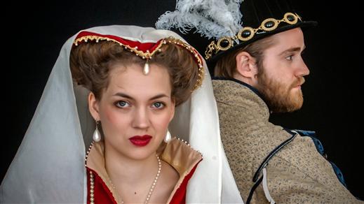 Bild för Cecilia och Magnus Vasa, ökänd dotter okänd son, 2021-09-18, Vasakällaren Kungsudden