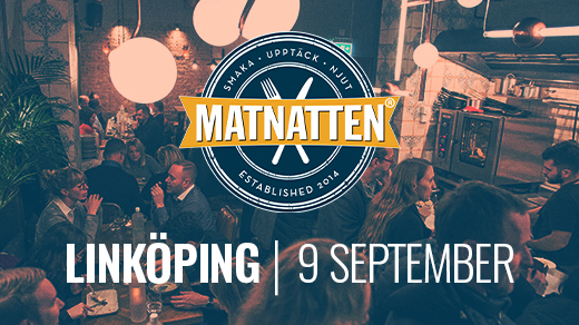 Bild för Matnatten Linköping, 2021-09-09, Linköping