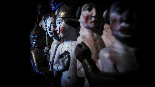 Bild för Helgon och demoner, 2021-11-03, Historiska museet