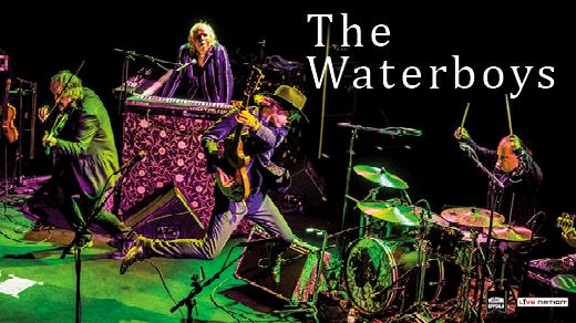 Bild för THE WATERBOYS, 2016-08-06, Botaniska Trädgården [Backstage]
