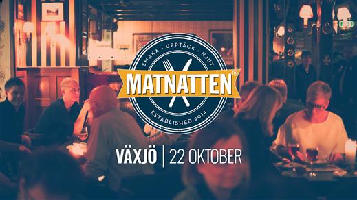 Bild för Matnatten Växjö, 2020-10-24, Skåres Konditori