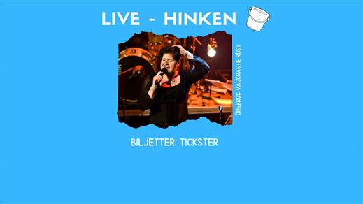 Bild för Maria Johansson Tolkar Janis Joplin - Extrakonsert, 2019-12-03, STÅ - Pintxos & Vänner