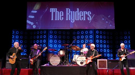 Bild för The Ryders, 2018-04-28, Kulturhuset KilArena