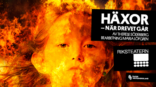 Bild för Häxor - När drevet går, 2018-02-20, Kulturkvarteret, Stora salen