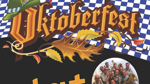 Bild för Oktoberfest med Helmut Jederknüller, 2021-10-15, Palatset