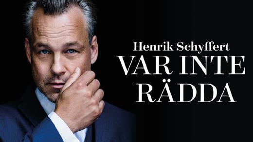 """Bild för """"Var inte rädda"""" Standupshow med Henrik Schyffert, 2018-04-20, Wisby Strand"""