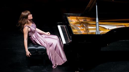 Bild för AURORA MUSIC FESTIVAL - PIANO  MATINÉ, 2018-08-25, Nathan Milsteinsalen på KMH