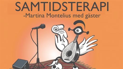 Bild för SAMTIDSTERAPI, 2020-11-11, Teater Brunnsgatan Fyra