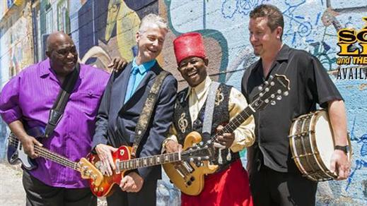 Bild för Lil' Ed & The Blues Imperials (US), 2016-10-17, Folk Å Rock