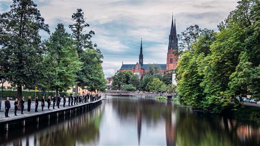 Bild för Seamounts med Uppsala Blåsarsymfoniker, 2021-11-21, Knivsta Centrum för Idrott och Kultur