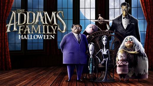 Bild för Familjen Addams (Sv. tal), 2019-10-26, Biosalongen Folkets Hus