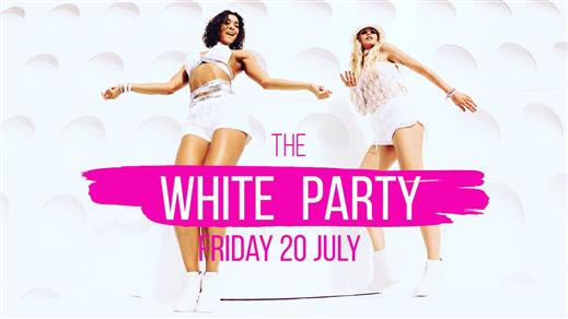 Bild för The White Party, 2018-07-20, Kallis