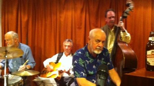 Bild för Fredagsjazz med Swingbandet, 2020-01-24, Vesum