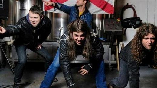Bild för Lee Bains III & The Glory Fires (US) + Daddy's Dri, 2018-02-05, Folk Å Rock