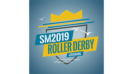 Bild för SM i Roller Derby 2019, 2019-04-06, Angered sporthall