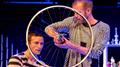 Cykla bak och fram (kl 14)