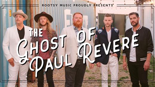 Bild för The Ghost Of Paul Revere (US) + Spencer Albee, 2021-11-15, Twang