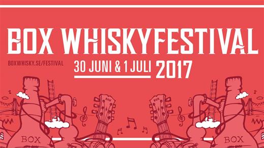 Bild för Box Whiskyfestival 2017, 2017-06-30, Box Destilleri