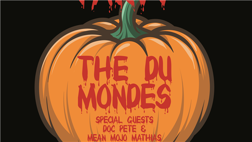 Bild för Halloween Party - Tribute to DR. JOHN, 2019-10-25, Melody Box