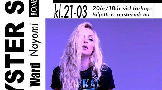 Bild för Syster Sol feat. Ward, Naomi, BONBON x YRA, 2018-09-21, Pustervik