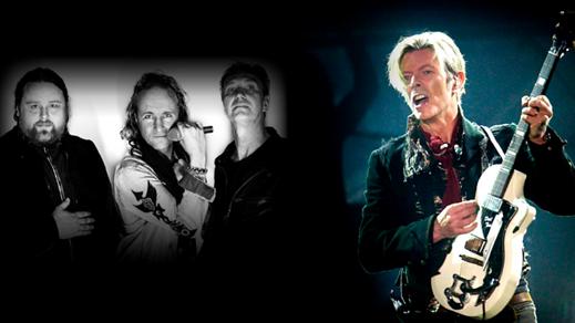 Bild för David Bowie 70 år med Svahnmärkt 7 januari, 2017-01-07, Eskilstuna Ölkultur