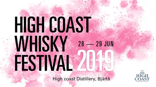 Bild för High Coast Whiskyfestival 2019, 2019-06-28, High coast distillery