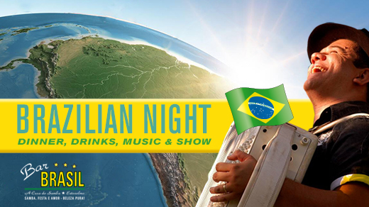 Bild för Brazilian Night, 2021-09-11, MAGASINET