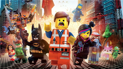 Bild för LEGO® FILMEN 2 (Sv. tal), 2019-02-18, Kulturhuset Finspång, Stora Salongen