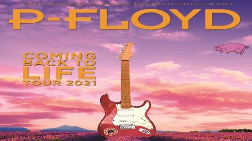 Bild för P-Floyd / Coming Back To Life Tour 2021, 2021-12-10, Södra Teaterns Stora Scen