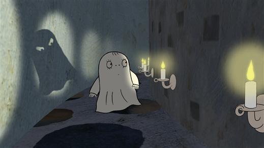Bild för Lilla Spöket Laban - Världens snällaste spöke, 2018-10-31, Kulturhuset Finspång, Stora Salongen