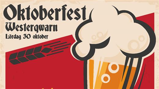 Bild för Oktoberfest Westerqwarn 2021, 2021-10-30, Westerqwarn Pub & Restaurang