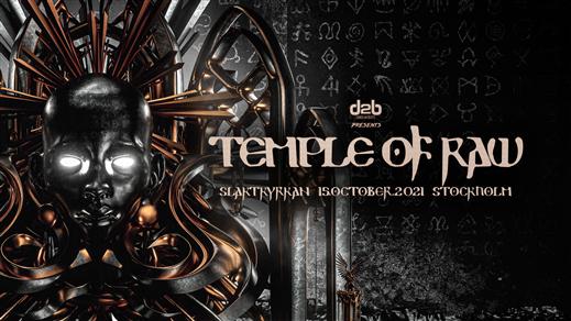 Bild för Temple of RAW, 2021-10-15, Slaktkyrkan