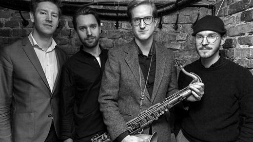 Bild för Jazzcafé Samuel Muntlin band, 2018-10-05, Levar hotell