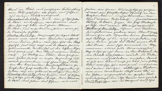 Bild för Digitalt föredrag - På resa med pennan i hand, 2020-11-11, Hallwylska museet