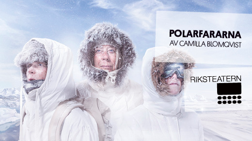 Bild för Polarfararna, 2018-12-08, Söderhamns Teater