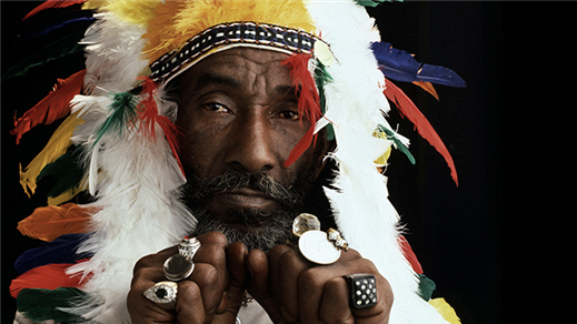 "Bild för Lee ""Scratch"" Perry & Mad Professor, 2018-04-02, Fasching"