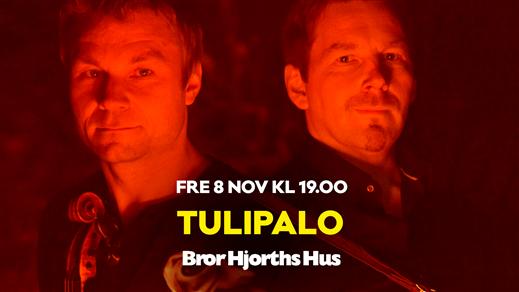 Bild för Tulipalo, 2019-11-08, Bror Hjorths Hus