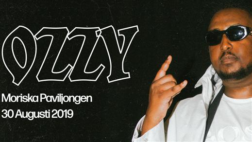 Bild för Ozzy | Moriska Paviljongen, 2019-08-30, Moriska Paviljongen