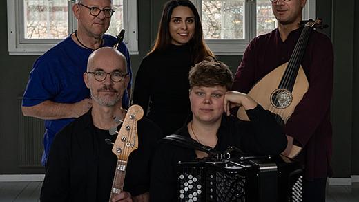 Bild för Samara Ensemble, 2021-09-17, Musikens Hus Stora Scen
