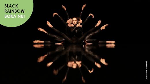 Bild för Black Rainbow, 2021-10-07, Hjalmar Bergman Teatern