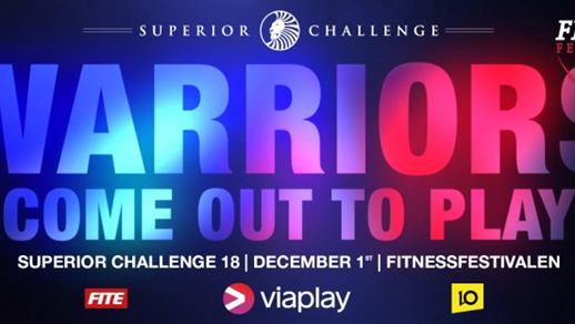 Bild för Superior Challenge 18, 2018-12-01, Victoriahallen