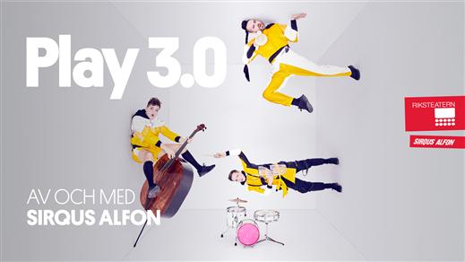 Bild för Play 3.0, 2021-11-04, Medborgarhuset