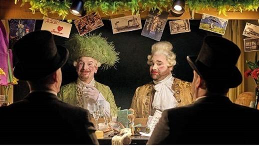 Bild för Två tenorer på turné Malmö Opera presentation, 2021-09-12, Medborgarhuset