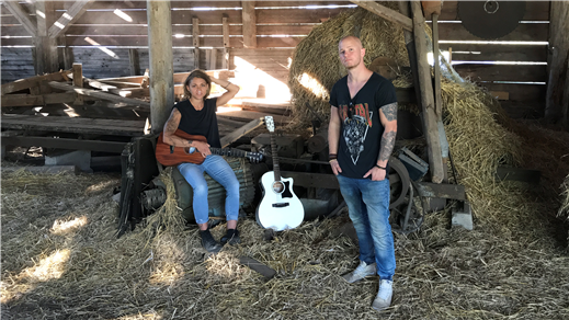 Bild för Goodiebag med Andreas Österlund & Deborah Edin, 2018-07-24, Lokalen / Jemth Utveckling