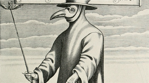 Bild för Döden i Stockholm 1710, 2019-03-19, Armémuseum