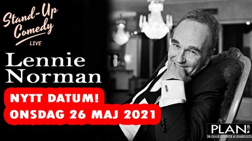 Bild för LENNIE NORMAN - STANDUP, 2021-05-26, Plan B