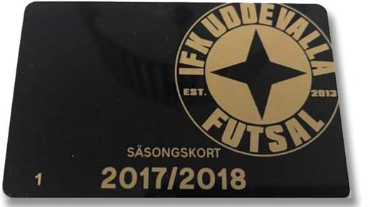 Bild för IFK Uddevalla Futsal säsongen 2017/2018, 2017-08-13, Agnebergshallen
