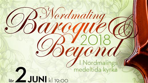 Bild för Bach, hans innersta krets och den svenske Bach, 2018-06-02, Nordmalings kyrka