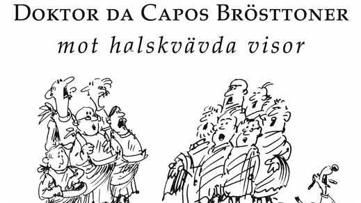 Bild för Dr Da Capos Brösttoner, 2019-04-13, Kulturum   Stora scenen