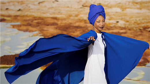 Bild för Fatoumata Diawara, 2020-03-29, Nalen – Stora Salen, Stockholm